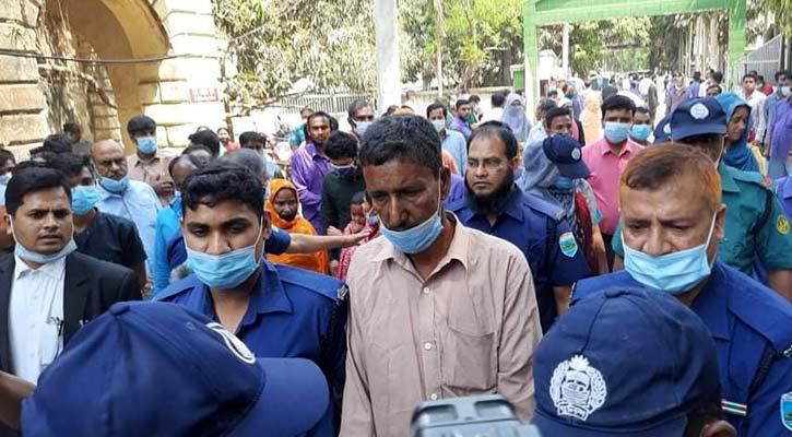 Man to die for raping daughter in Rajshahi