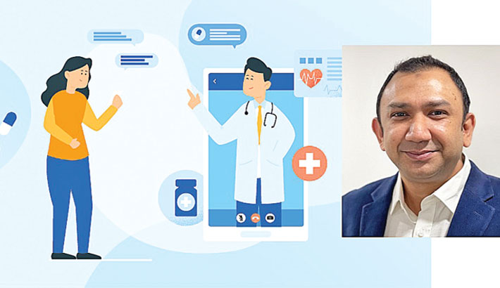 Adopting telemedicine amid pandemic