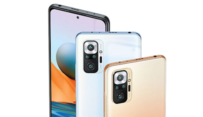 Redmi Note 10 and 10Pro launched