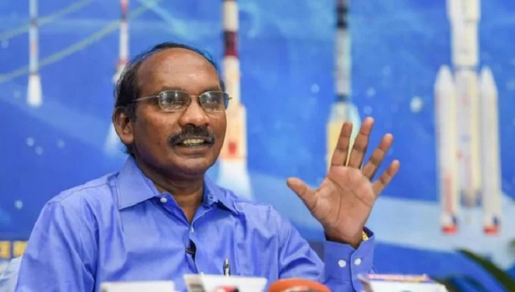 ISRO chairman says India, France working on 3rd joint space mission