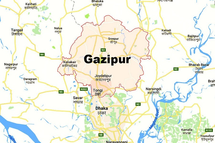 Minor's body found in Gazipur septic tank