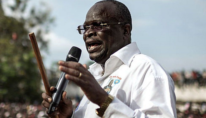 Congo-Brazzaville: Guy-Brice Parfait Kolelas dies from Covid on poll day