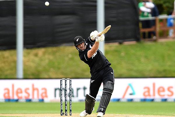 New Zealand beat Bangladesh by 5 wickets to take ODI series