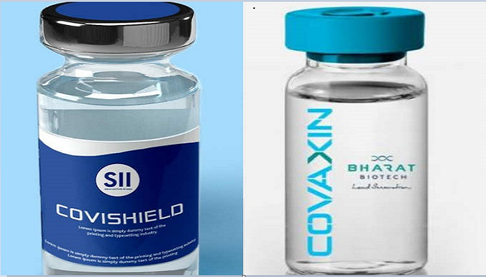 No blood clot risk from Covishield, Covaxin