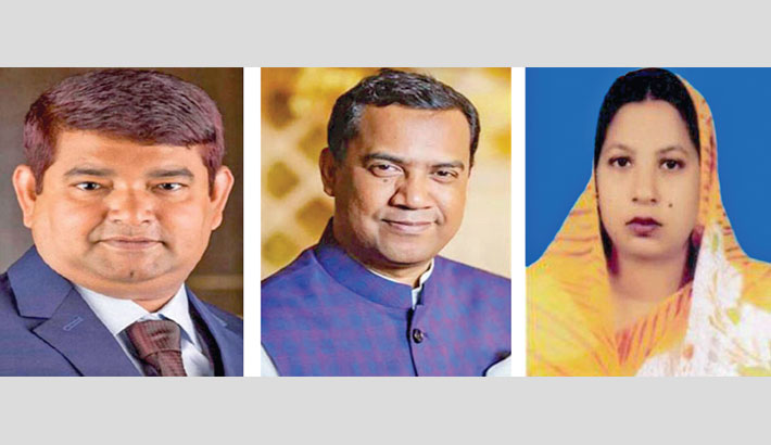 Three elected CCC panel mayors