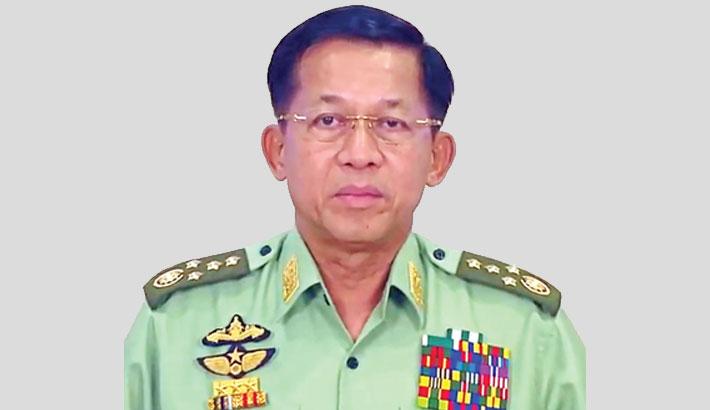 EU imposes sanctions on Myanmar junta chief