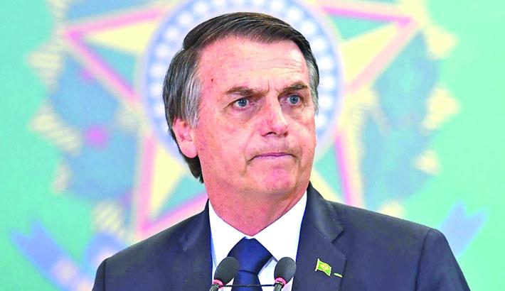 Bolsonaro calls governors 'tyrants' over lockdowns