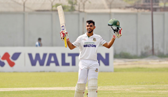 Saif hits first ton as NCL gets underway