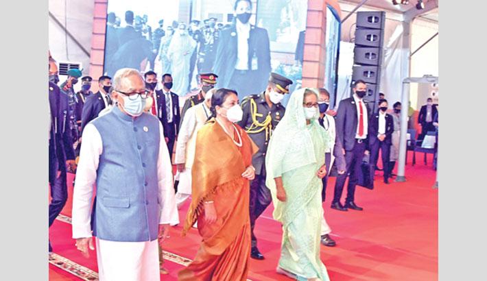 Ensure sustainable dev: PM