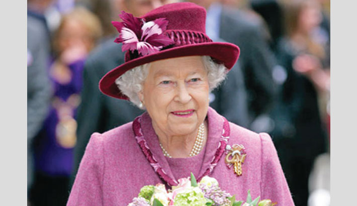 Queen wishes Bangladesh