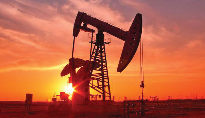 Oil prices decline