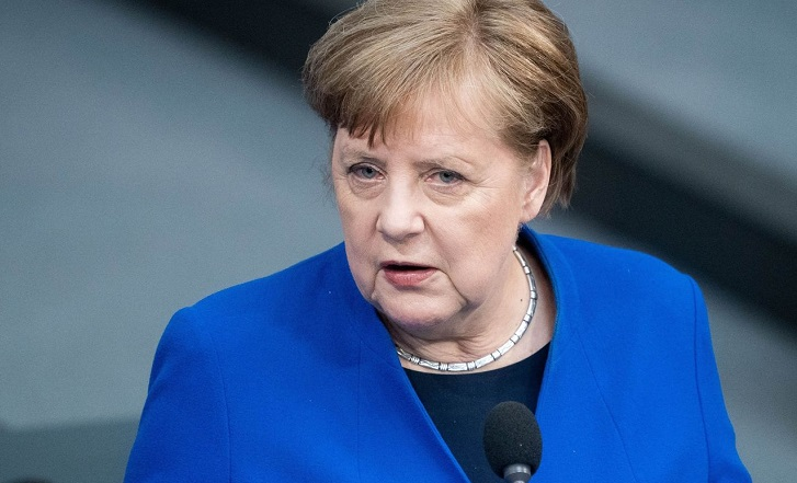 Germany calls in China envoy over EU sanctions: ministry