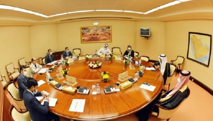 Shoura's Saudi-Indian Parliamentary Friendship Committee, Indian envoy discuss bilateral ties