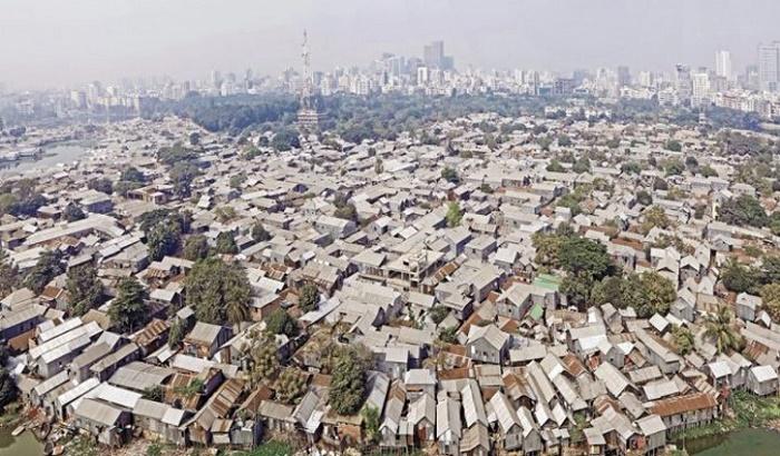 Mother, son found dead in city's Korail slum