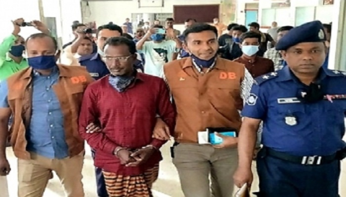 Sunamganj attack: Key accused put on five-day remand