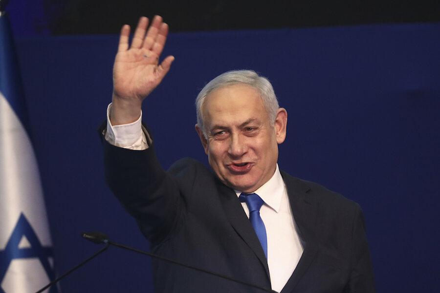 Netanyahu claims Israel vote win but majority uncertain