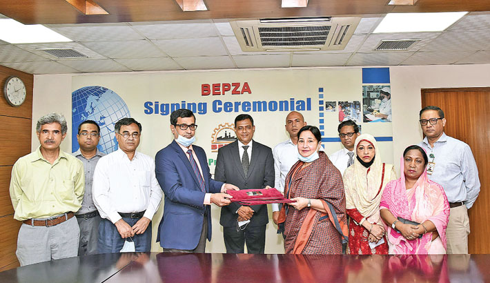 Shasha Garments to invest $5m in Dhaka EPZ