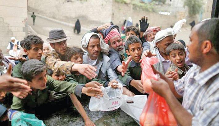 Yemen, S Sudan, Nigeria at risk of famine: UN
