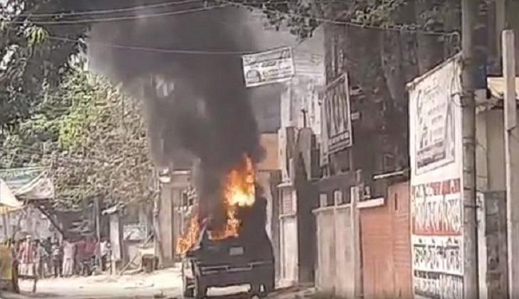 Six arrested over killing businessman in Dakshin Khan