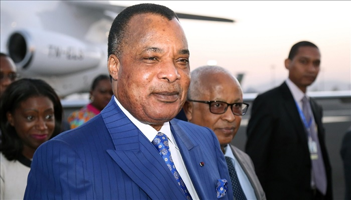 Congo's Sassou Nguesso re-elected with 88.57% of vote