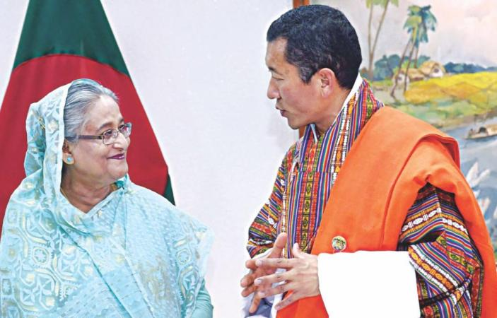 Bangladesh, Bhutan to hold bilateral talks today