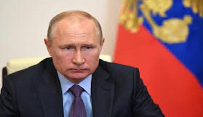 Russia's Putin gets vaccine for coronavirus