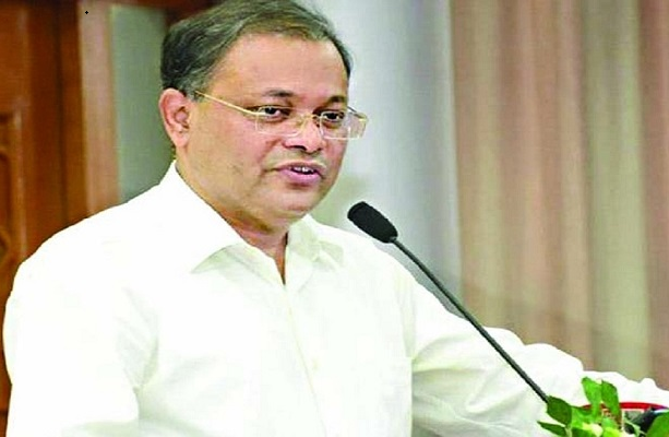 BNP instigates those against Indian PM's visit: Hasan
