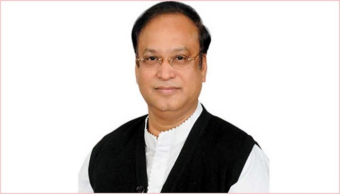 Dhaka-7 lawmaker Haji Salim hospitalised with Covid-19