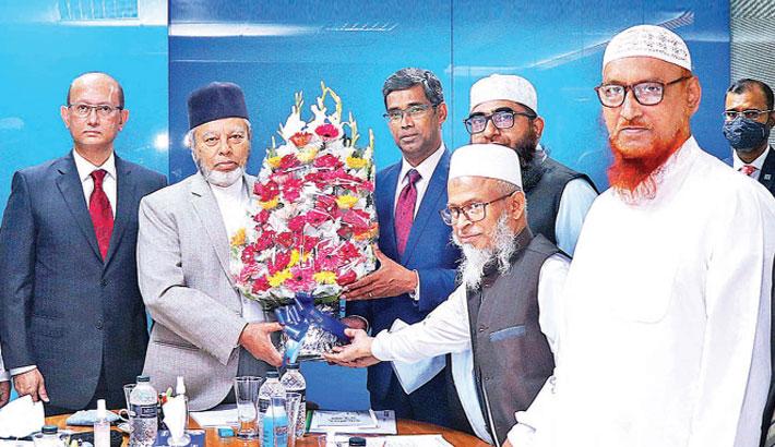 Farududdin elected chairman of BASSC