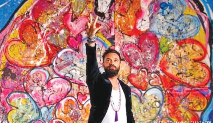 Largest art canvas sells for $62m