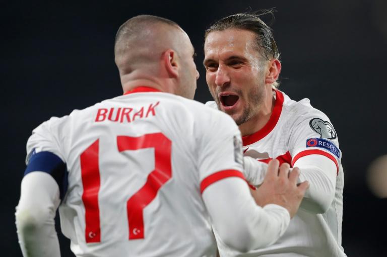 Netherlands beaten by Turkey, France held by Ukraine in World Cup qualifiers