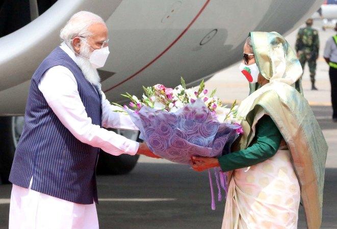 Modi tweets terming Dhaka visit caravan for fostering bilateral, other relations