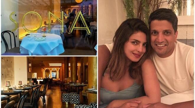 Priyanka Chopra's New York restaurant 'Sona' opens