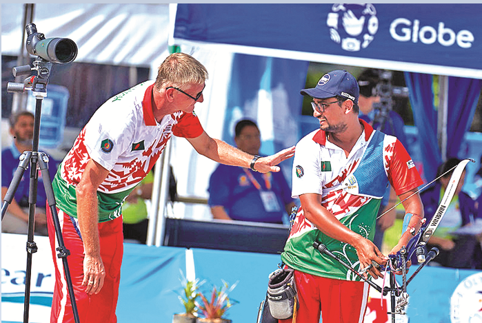 Martin focuses on tournaments, camps before Olympics