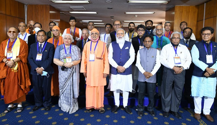 Bangladeshi minority community calls on Modi