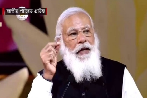Modi calls for unity to fight against common threats