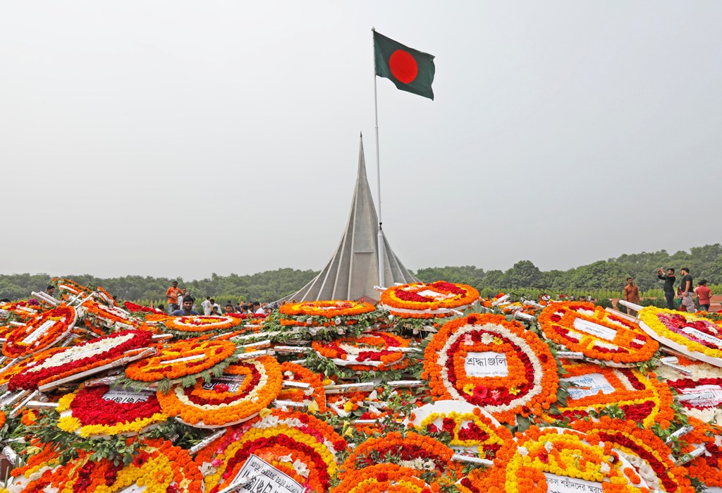 Bangladesh celebrates 50th Independence and National Day