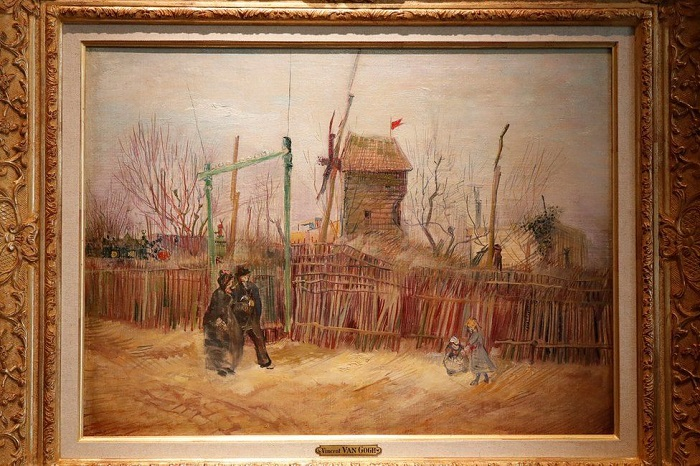 'Unseen' Vincent Van Gogh painting fetches £11m at auction