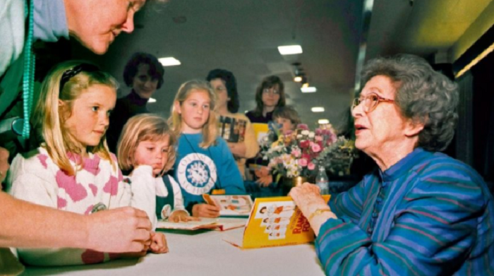 Beloved and prolific author of children's books Beverly Cleary dies at 104