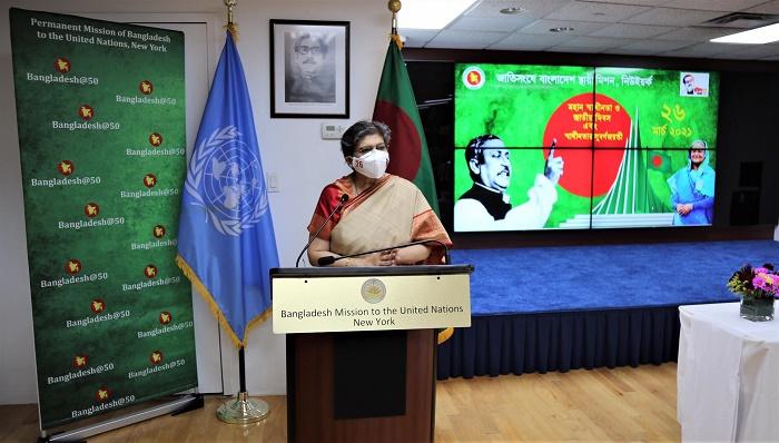 International community lauds the remarkable progress of Bangladesh