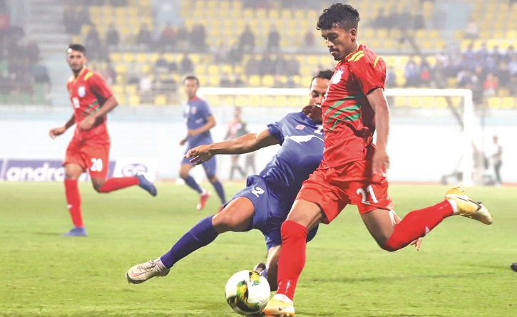 Bangladesh set final clash with Nepal after draw