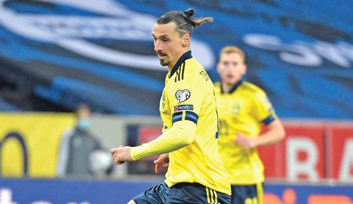 Ibra feeling 'good' after winning Sweden return