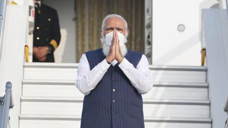 Indian PM Narendra Modi wraps up Bangladesh trip