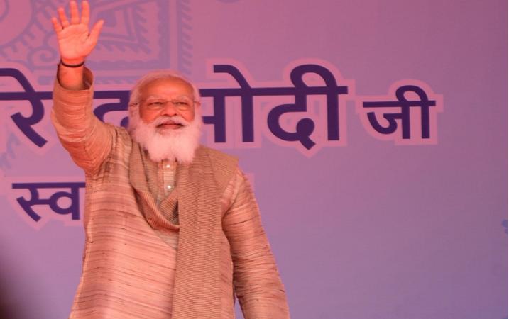 India, Bangladesh want to see world peace: Modi