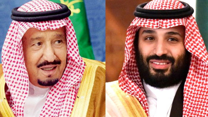 Saudi king, crown prince wish birth centenary to Bangabandhu