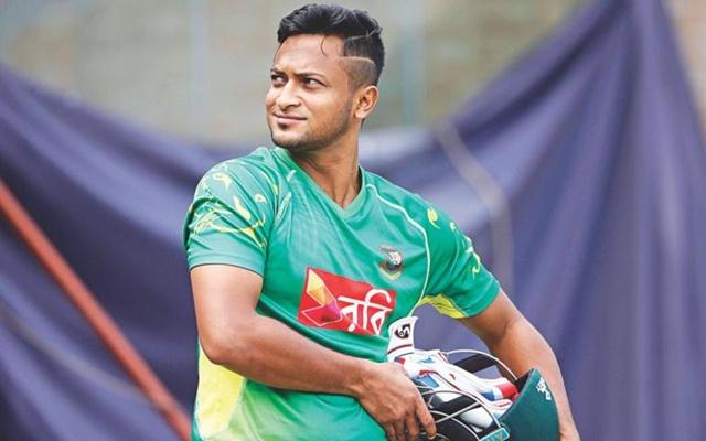 Shakib left for India to join KKR