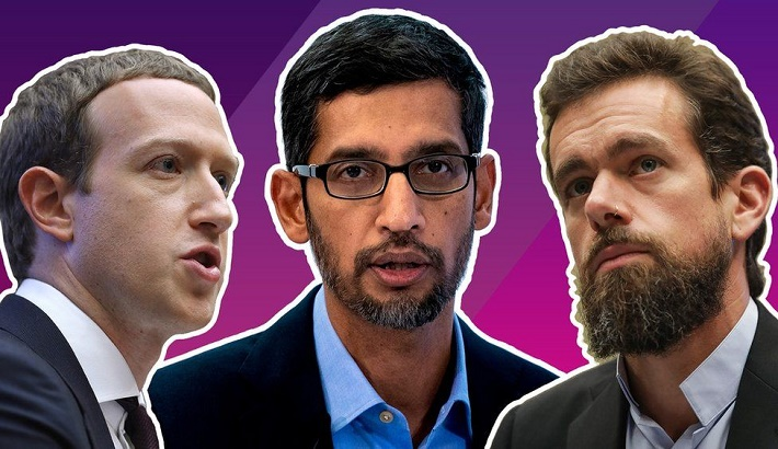 Google, Facebook, Twitter being grilled in US on fake news