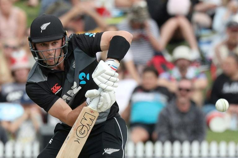 New Zealand set Bangladesh daunting 211 target in first Twenty20