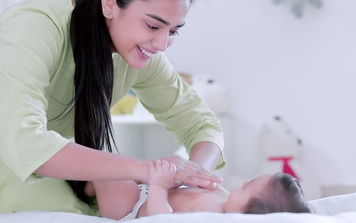 When it comes to the delicate skin of your baby, opt for hundred percent safety