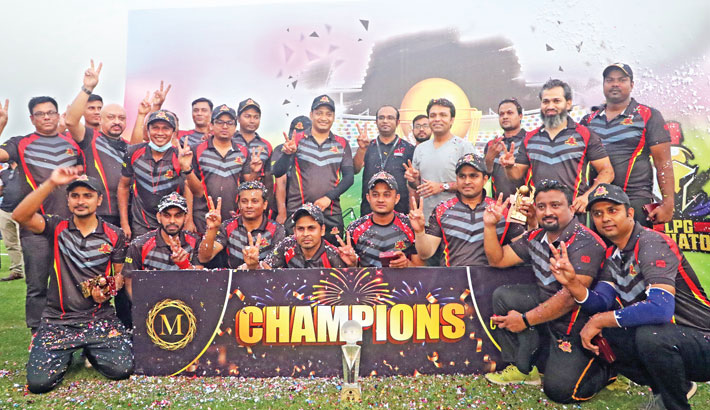 Bashundhara Food and Beverage emerge champions